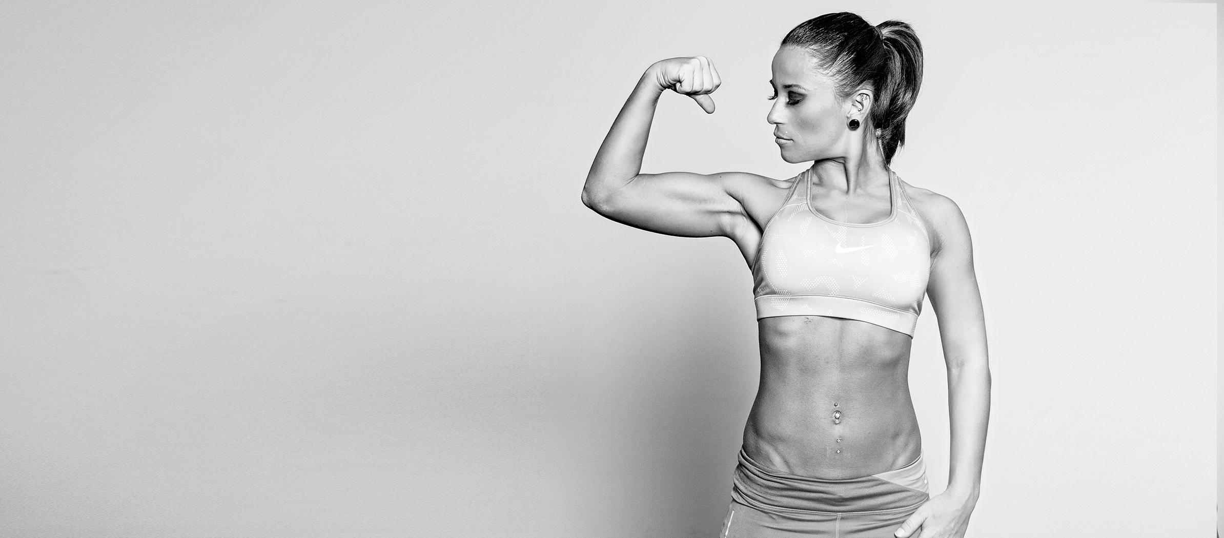 Johanna Fischer Fitness Model 2