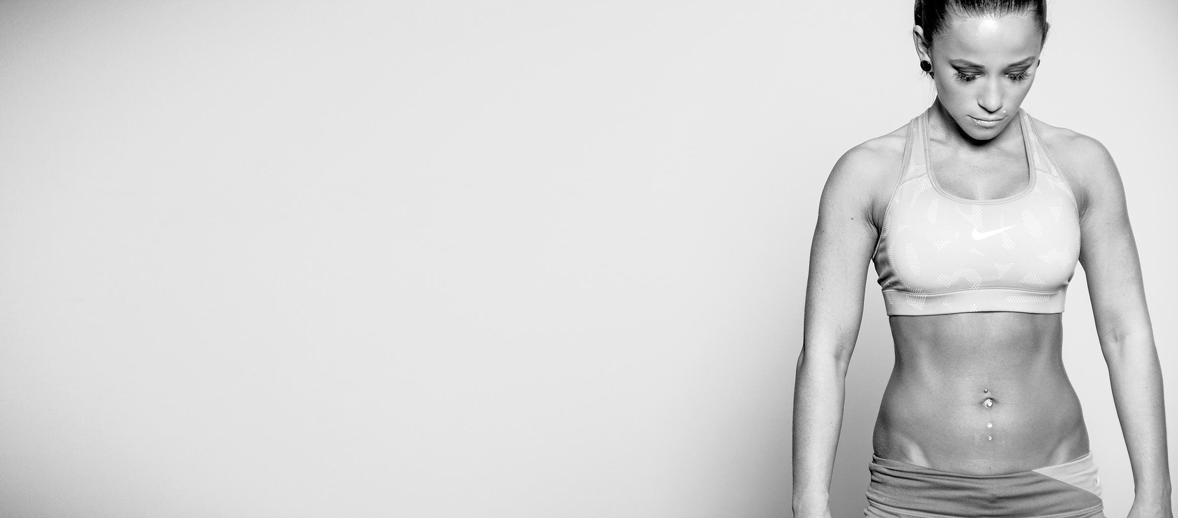 Johanna Fischer Fitness Model 1