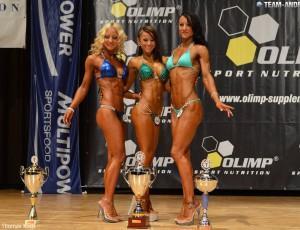 Siegerin Bikini-Fitness Newcomer