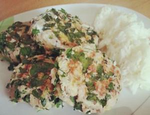 Low Carb Thunfisch-Zucchini-Frikadellen